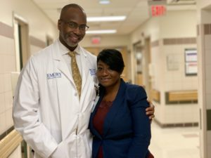 Dr. Charles Moore & Miracle Fletcher